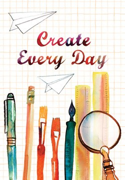 Create Every Day Journal