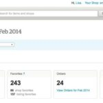 How Much I Made This Month on Etsy: February 2014